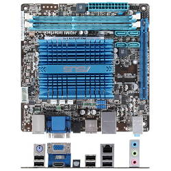 Asus AT3IONT-I motherboard