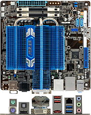 Asus AT5IONT-I motherboard