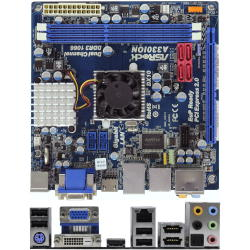 ASRock A330ION motherboard