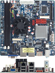 BCM IXBDN motherboard