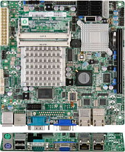 Supermicro X7SPA-HF motherboard